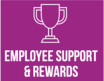 employee support and rewards